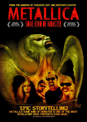 Metallica - Some kind of Monster (2 DVD)