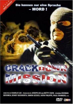 Crackdown Mission (1988)