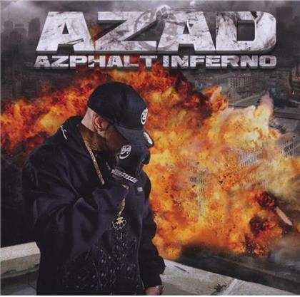 Azad - Azphalt Inferno 1