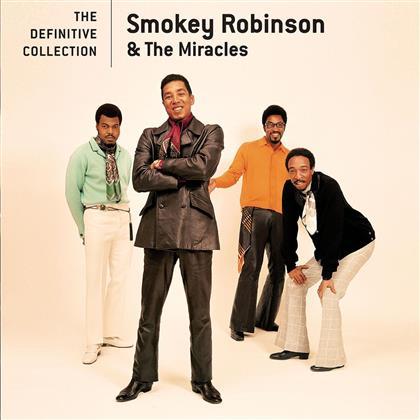 Smokey Robinson - Motown Definitive Collection
