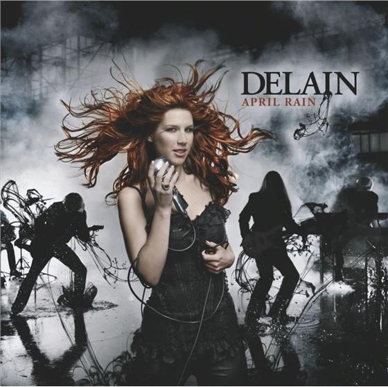Delain - April Rain - Jewelcase