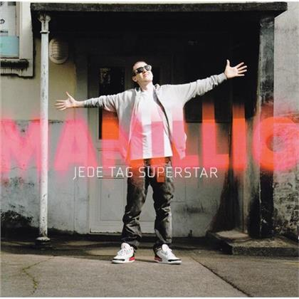 Manillio - Jede Tag Superstar
