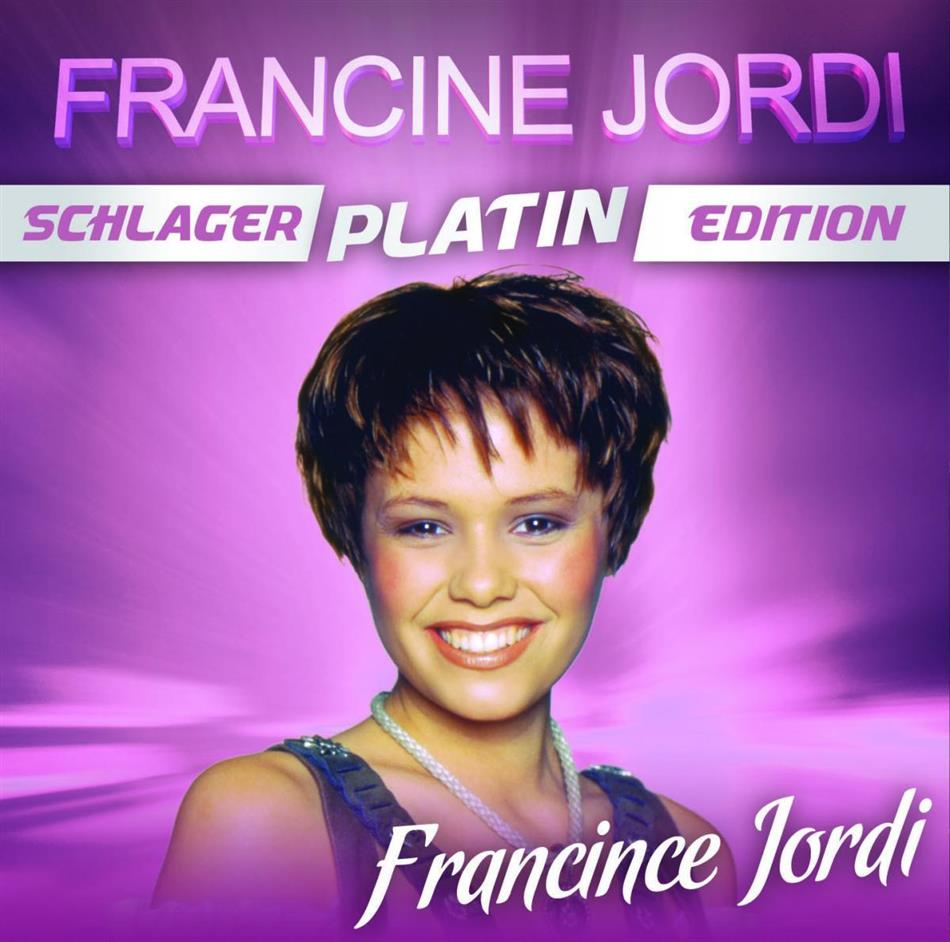 Francine Jordi - Schlager Platin Editon