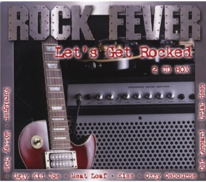 Rock Fever - Let's Get Rocked (2 CDs)