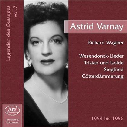 Astrid Varnay & Richard Wagner (1813-1883) - Legenden Des Gesangs - Vol. 7