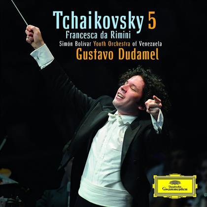 Gustavo Dudamel & Peter Iljitsch Tschaikowsky (1840-1893) - Symphony No.5/Francesca Da Rimini