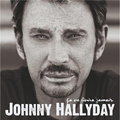 Johnny Hallyday - Ca Ne Finira Jamais - & Bonustracks (CD + DVD)