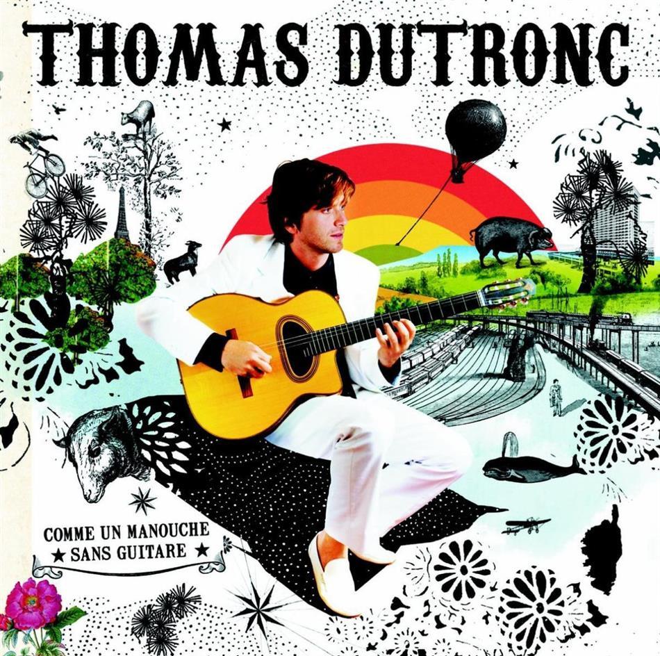 Thomas Dutronc - Comme Un Manouche Sans Guitare - Cd Rom