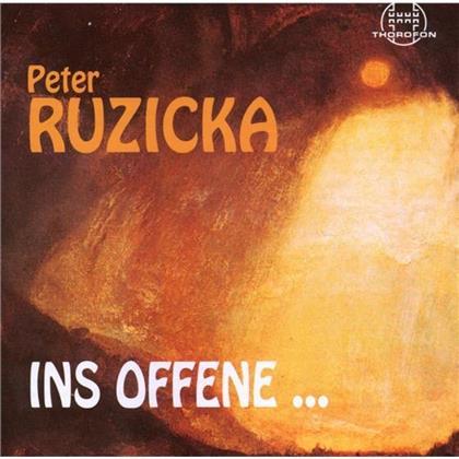 Arditti-String-Quartet & Peter Ruzicka - Ins Offene...