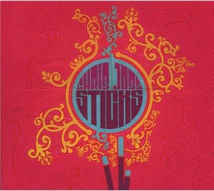 Chris Joss - Sticks (Digipack)