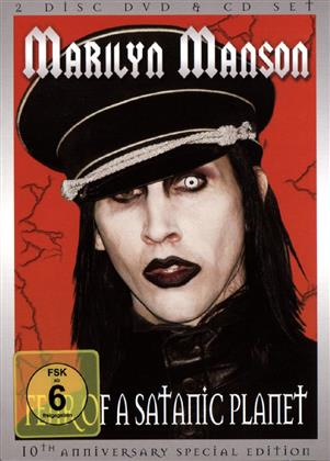 Marilyn Manson - Fear of a Satanic Planet (Inofficial, Special Edition, DVD + CD)