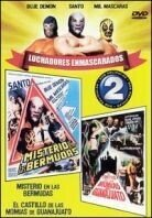 Misterio en las Bahamas / El castillo de las momias de Guanajuato - (2 movies on 1 disc)