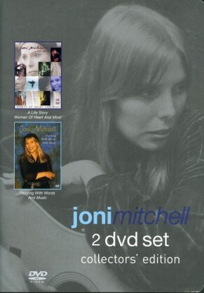 Joni Mitchell - Woman of Heart & Mind / Painting with Words and Music (Collector's Edition, 2 DVD)