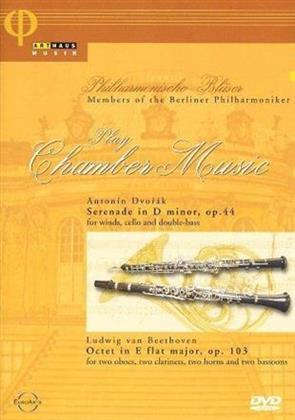 Berliner Philharmoniker - Dvorák / Beethoven (Euro Arts, Arthaus)