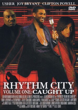 Usher - Rhythm City Volume 1: Caught U (DVD + CD)