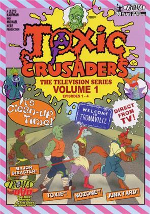 Toxic crusaders - Television series 1