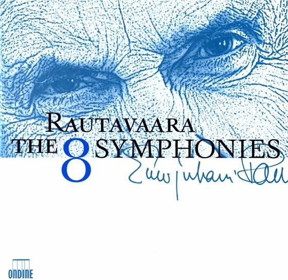 --- & Rautavaara - Sinfonien 1-8 (4 CDs)