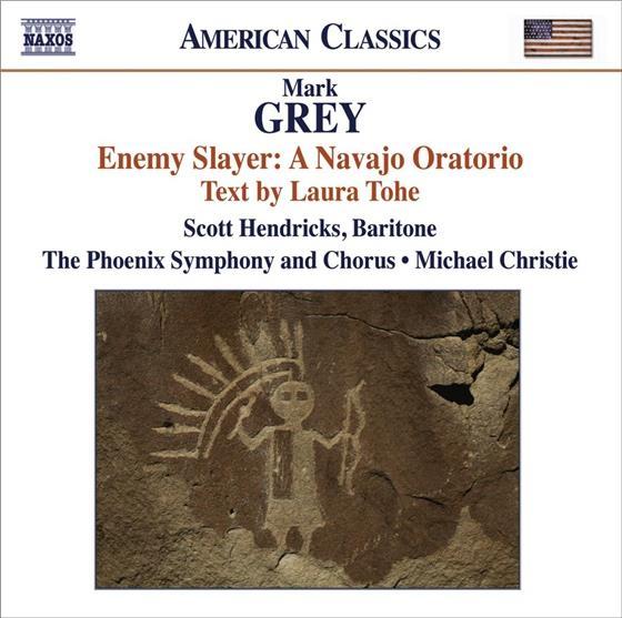 Barbara Hendricks & Grey - Navajo Oratorio