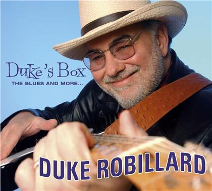 Duke Robillard - Duke's Box Blues And More - Best Of (3 CDs)