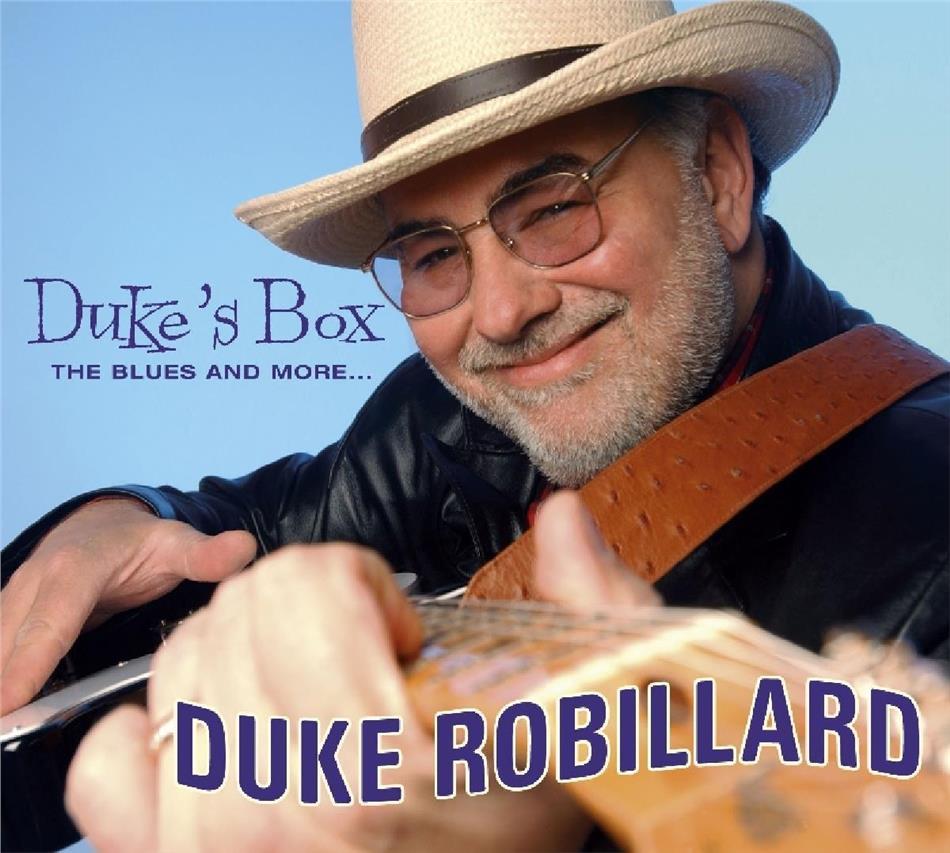 Duke Robillard - Duke's Box Blues And More - Best Of (3 CDs)