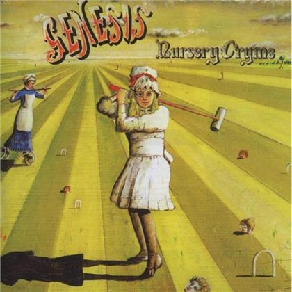 Genesis - Nursery Cryme (Remastered)