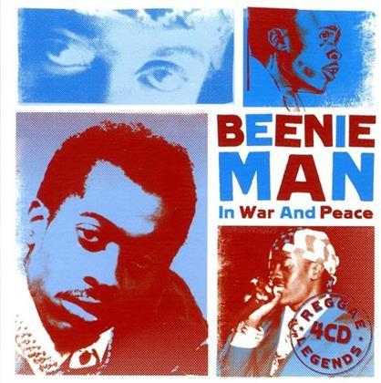 Beenie Man - Reggae Legends (4 CDs)