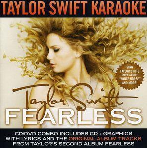 Taylor Swift - Fearless - Karaoke (W) (CD + DVD)
