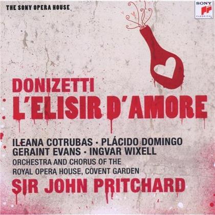 Sir John Pritchard & Gaetano Donizetti (1797-1848) - L'elisir D'amore (2 CDs)