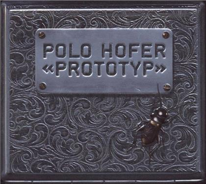 Polo Hofer - Prototyp (Digipack)
