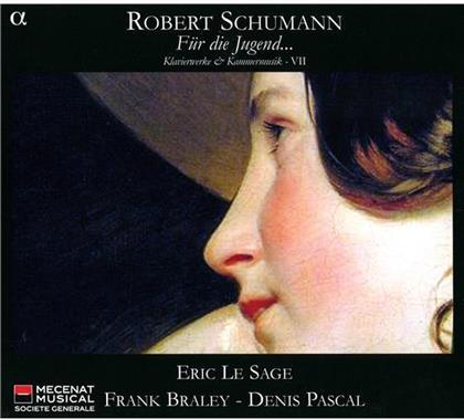 Eric Le Sage & Robert Schumann (1810-1856) - Fuer Die Jugend (2 CDs)