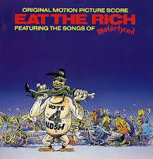 Motörhead - Eat The Rich - OST (CD)