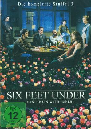 Six feet under - Staffel 3 (5 DVDs)
