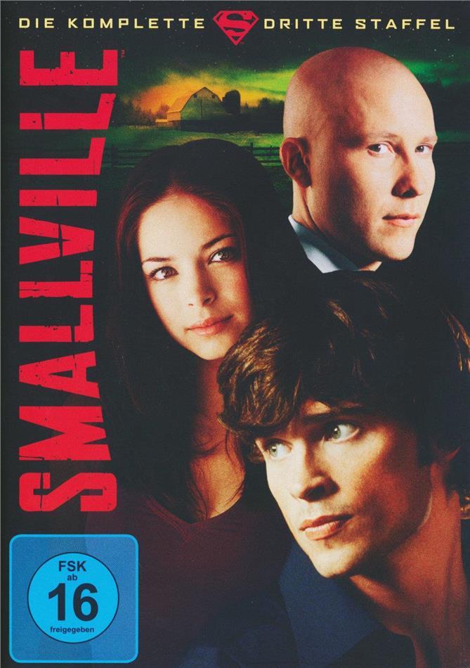 Smallville - Staffel 3 (6 DVDs)