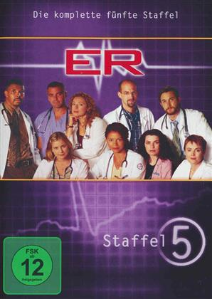 ER - Emergency Room - Staffel 5 (6 DVDs)