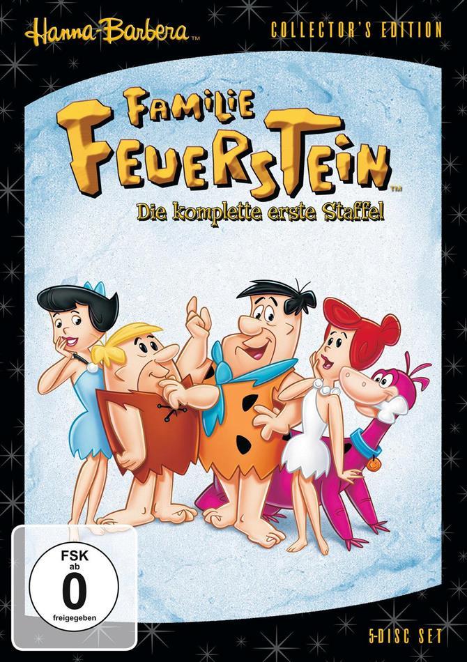Familie Feuerstein - Staffel 1 (Collector's Edition, 5 DVDs)