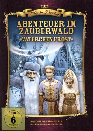 Abenteuer im Zauberwald - Väterchen Frost (1964) (Märchen Klassiker)