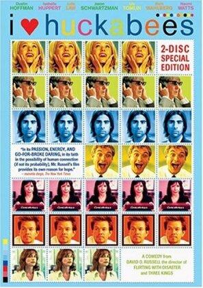 I love huckabees (2004) (Special Edition, 2 DVDs)