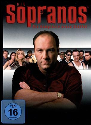 Die Sopranos - Staffel 1 (4 DVDs)