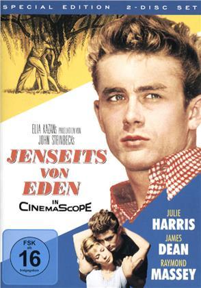 Jenseits von Eden (1955) (Special Edition, 2 DVDs)