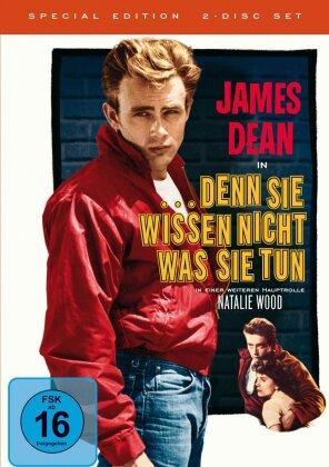 ...denn sie wissen nicht, was sie tun (1955) (Special Edition, 2 DVDs)