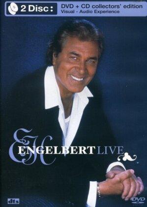 Humperdinck Engelbert - Engelbert Live: (Collector's Edition, DVD + CD)