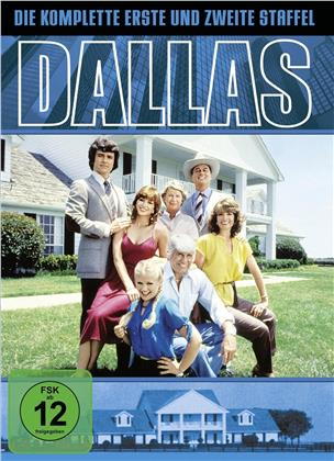 Dallas - Staffel 1 + 2 (7 DVDs)