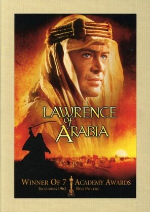 Lawrence of Arabia (1962) (Limited Edition, 2 DVDs)