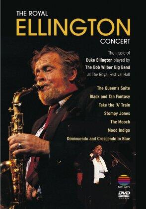 Wilber Bob Big Band - The Royal Ellington concert