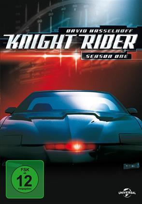 Knight Rider - Staffel 1 (8 DVDs)