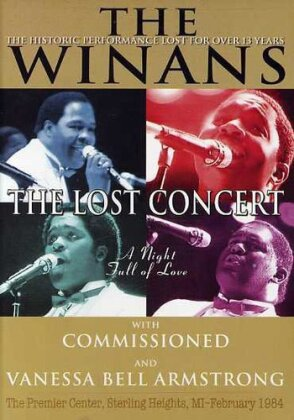 Winans - The lost concert