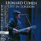 Leonard Cohen - Live In London (2 CDs)