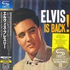 Elvis Presley - Elvis Is Back (Japan Edition)