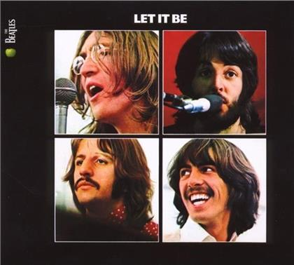 The Beatles - Let It Be (Remastered)