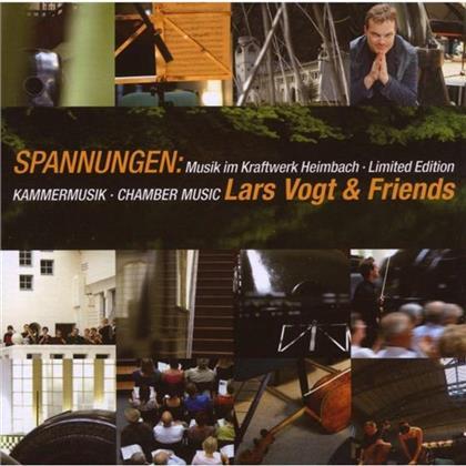 Vogt/Tetzlaff/Nigl & --- - Spannungen - Kammermusik (14 CDs)